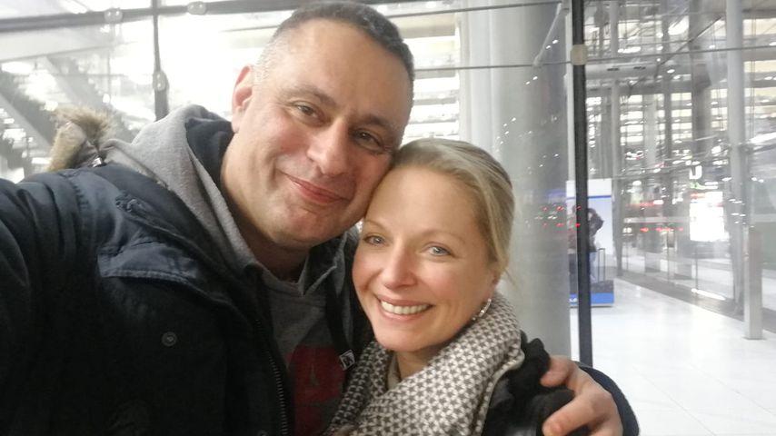 """""""Hochzeit auf den ersten Blick""""-Teilnehmer Sascha und Kim"""
