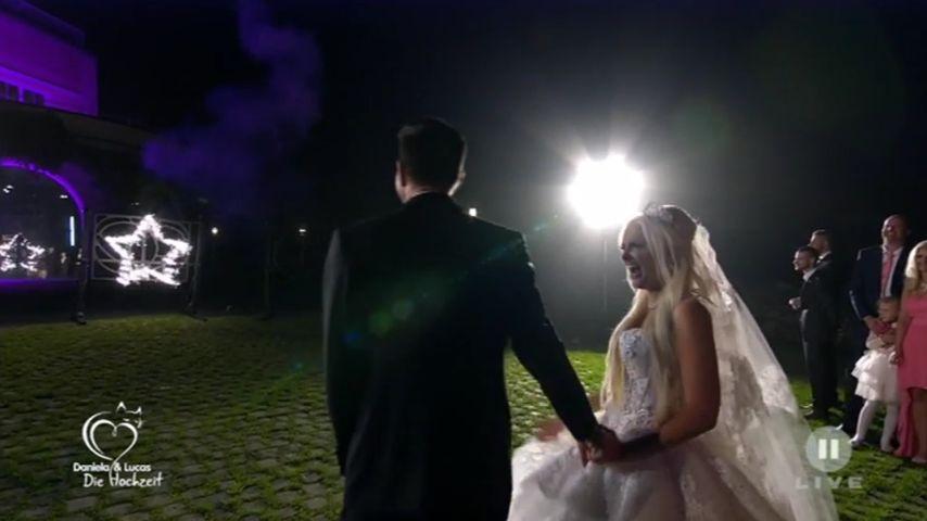 Mega romantisch: Das ist Lucas' Hochzeitsgeschenk für Dani
