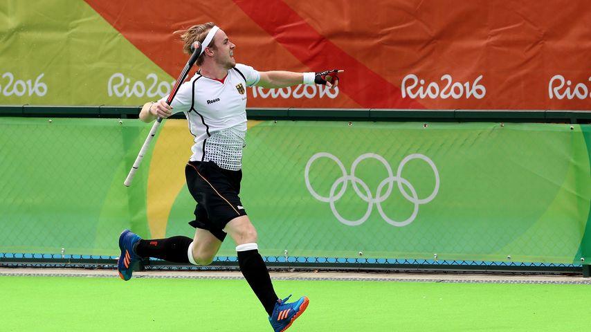 Hockey-Spieler Christopher Rühr: Unser süßester Olympia-Star