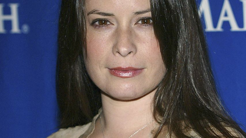 Holly Marie Combs bei einem Event in L.A. im Oktober 2004