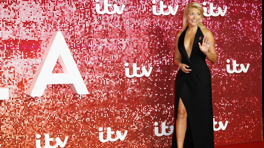 Holly Willoughby auf der ITV Gala in London 2017