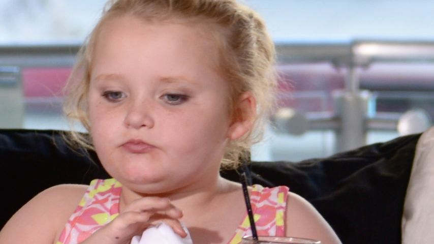 Honey Boo Boo: Für den Erfolg fett gefüttert!