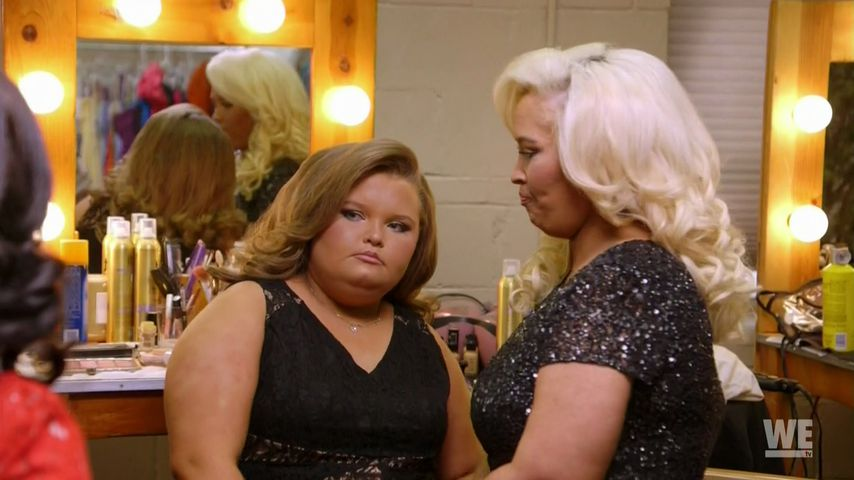 Honey Boo Boo und Mama June im August 2018