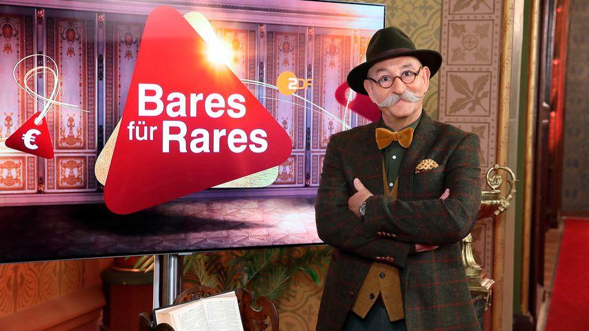 """Horst Lichter, """"Bares für Rares""""-Host"""