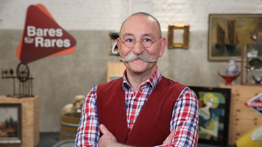 "Horst Lichter, ""Bares für Rares""-Moderator"