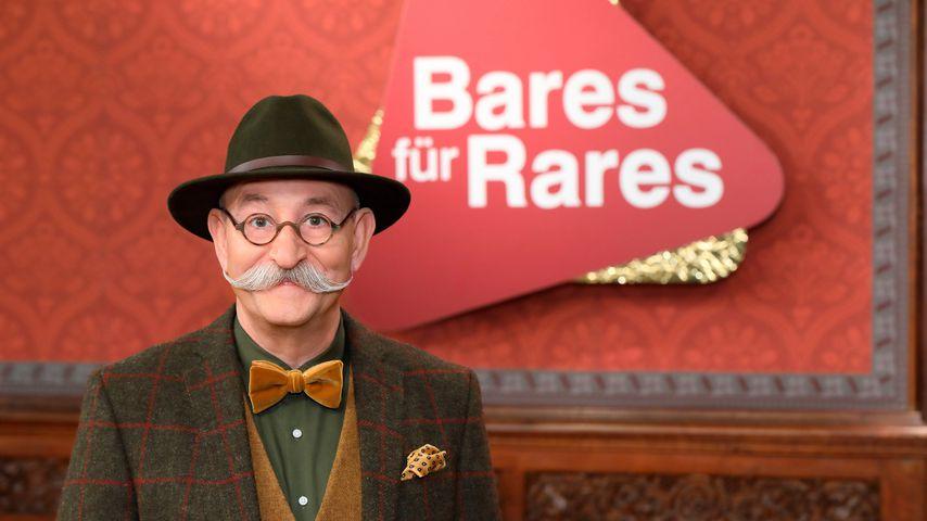 """Preis-Hammer! Schnappatmung bei """"Bares für Rares""""-Kandidat"""