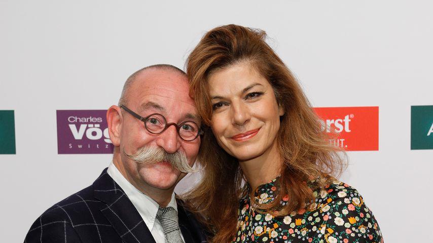 Moderator Horst Lichter und seine Frau Nada