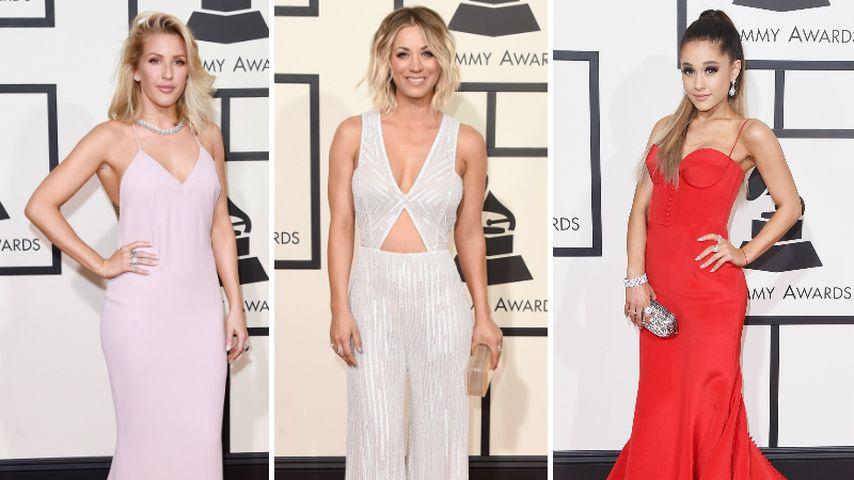 Side-Boob-Alarm: Das sind die heißesten Grammy-Outfits!