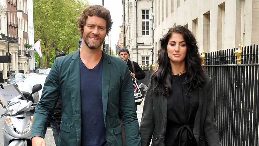 Howard Donald und Katie Halil