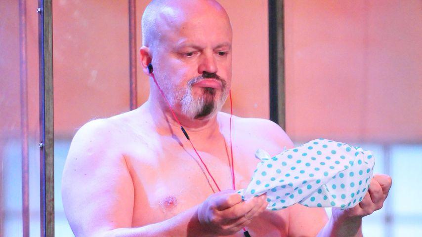 Hubert Kah im Reality-Programm von RTL