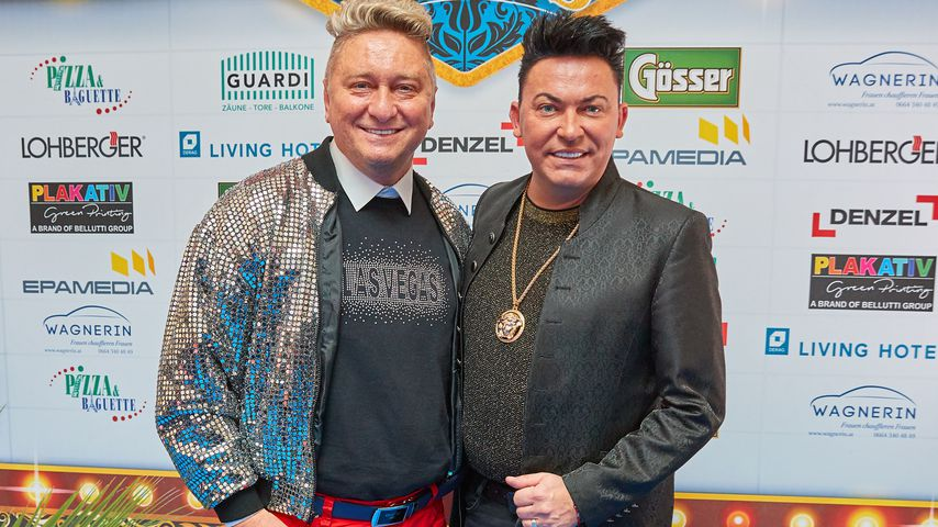 Hubert und Matthias Fella, April 2019