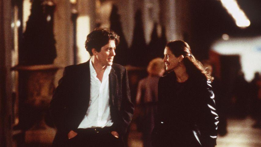 Hugh Grant und Julia Roberts