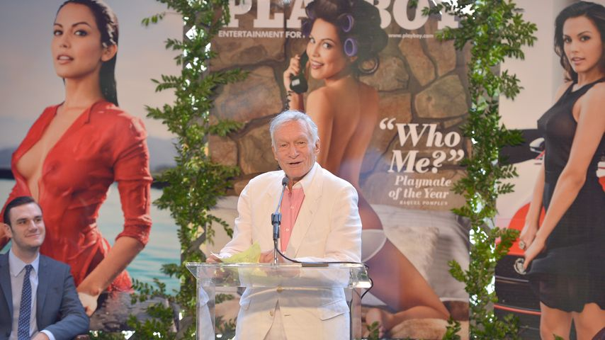 Rekord-Deal: Hugh Hefner verkauft seine Playboy-Villa