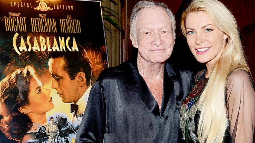 Traurigster B-Day: Hugh Hefner feiert trotzdem Motto-Party