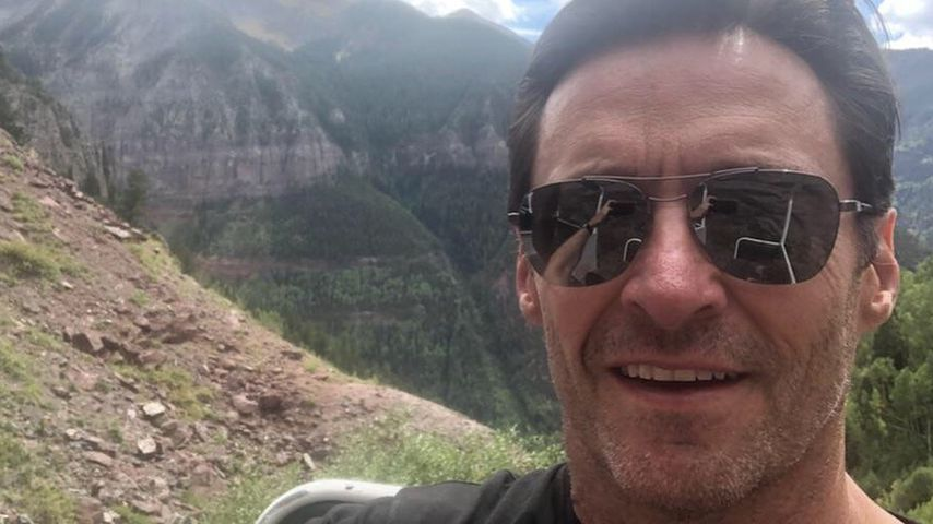 Hugh Jackman in Colorado