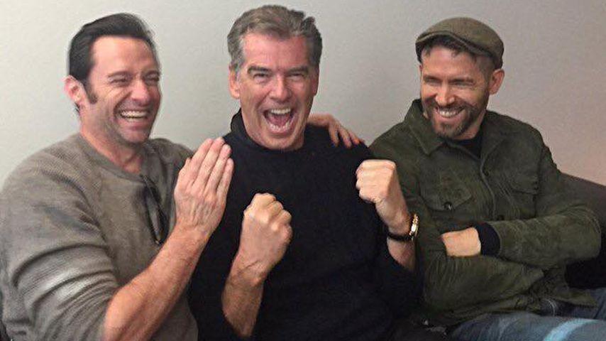 """Mega-Trio: """"Deadpool 2"""" mit Wolverine und James Bond?"""