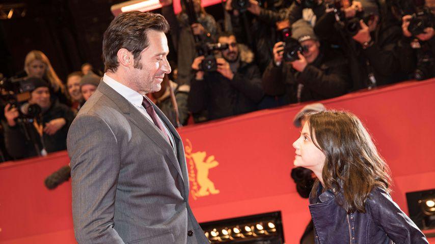 Neue Lieblings-Kollegin: Hugh Jackman feiert Dafne Keen (11)