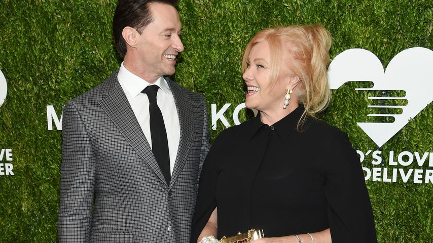 Hugh Jackman: Seine Frau will besser aussehen
