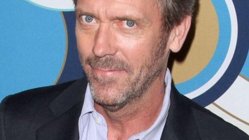 Hugh Laurie: Zwischen Herzinfarkt und Tränen