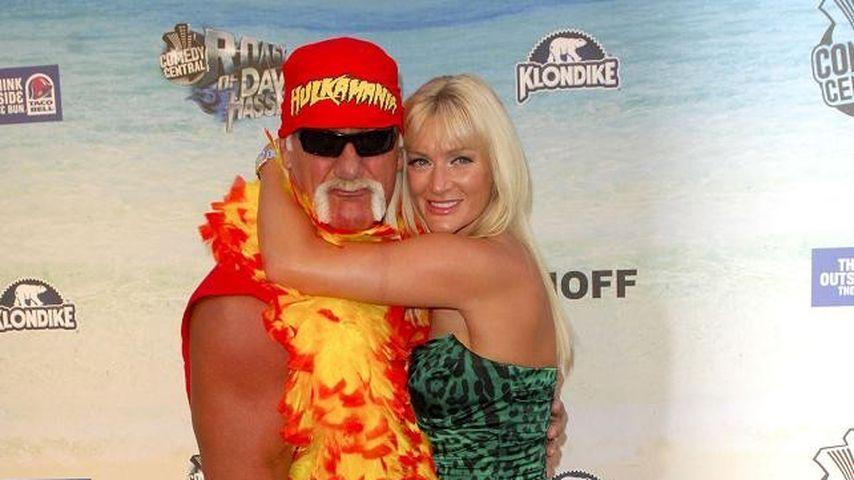 Hulk Hogan: Erst Beine rasieren, dann heiraten!