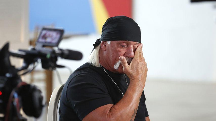 Sex-Tape-Blamage: WWE-Star Hulk Hogan fühlt sich gedemütigt