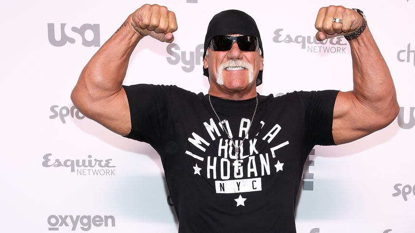 Hulk Hogan in New York