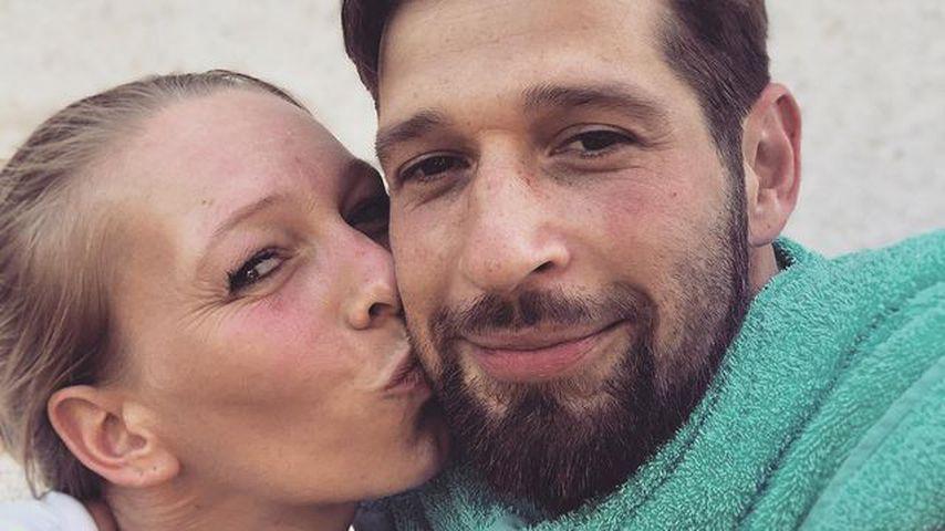 Igor Dolgatschew mit seiner Frau Jessy