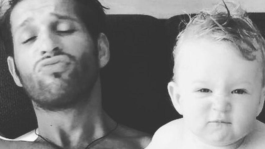 AWZ-Igor: So waren die ersten Monate mit seinem Sohn Levi