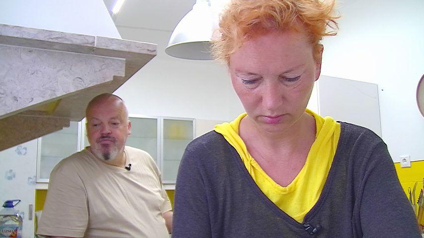 Hubert Kah und Ilona Magyer im RTL-Sommerhaus