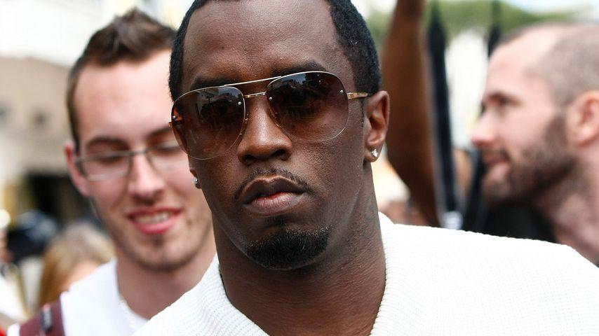Blechschaden: P. Diddy in Autounfall verwickelt