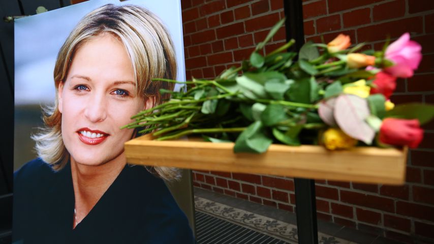 In Cottbus: Trauerfeier für Moderatorin Jana Thiel