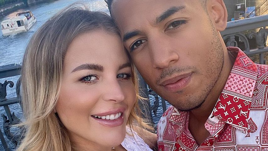 Corona-positiv: Neu-Eltern Ina und Dennis Aogo in Quarantäne
