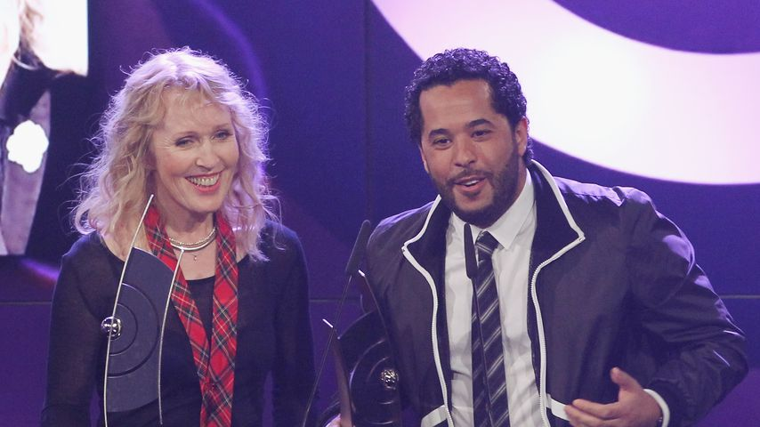 Annette Humpe und Adel Tawil, Mitglieder von Ich + Ich