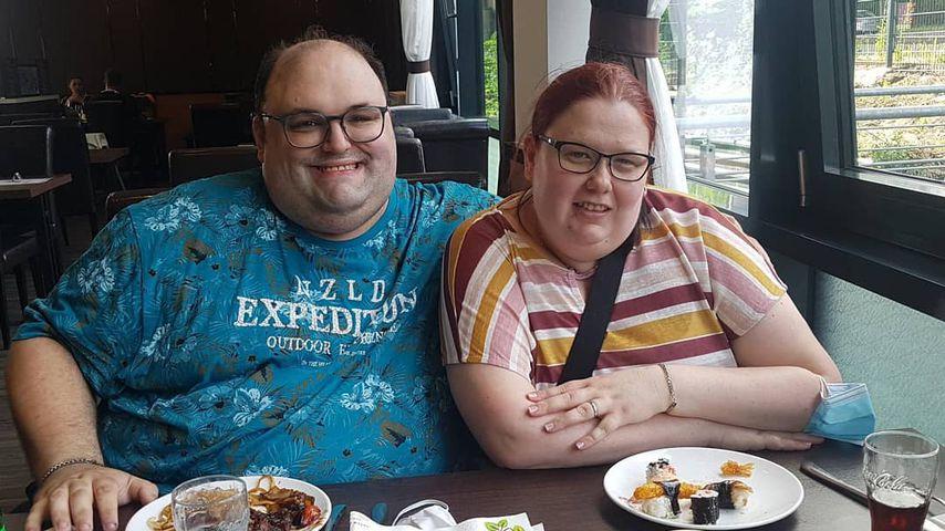 Ingo und Annika im Juli 2020