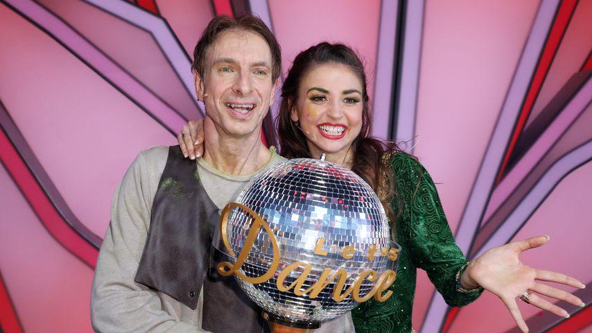 "Ingolf Lück und Ekaterina Leonova, ""Let's Dance""-Gewinner 2018"