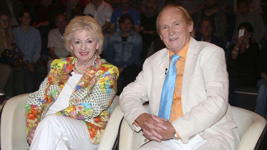 TV-Rentnerpaar Ingrid und Klaus