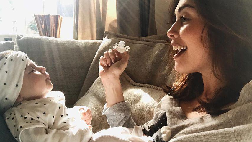 Ira Meindl und ihre Tochter Emilia