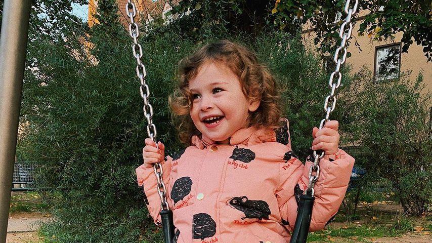 Ira Meindls Tochter Emilia