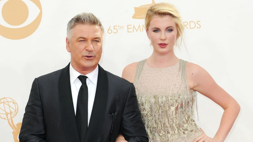 Hobby-Hacker? Ireland Baldwin knackt Papas Account