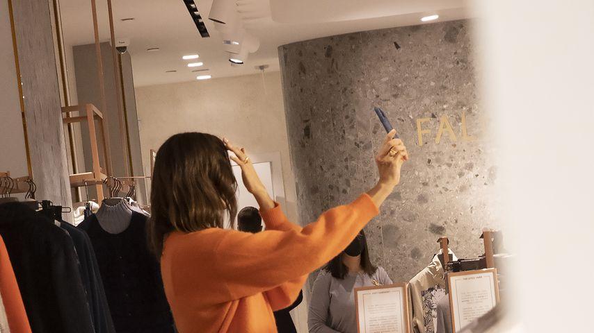 Irina Shayk in New York 2020