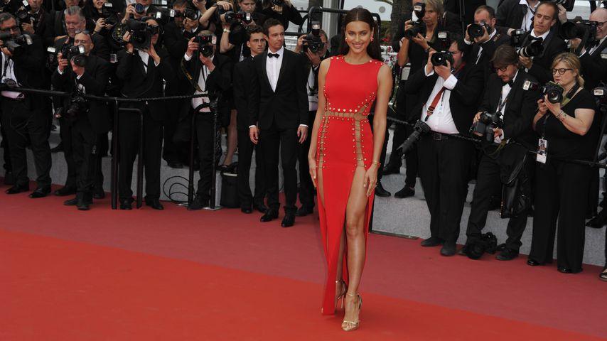 Cannes ohne Unterwäsche: Irina Shayk legt Wow-Auftritt hin!