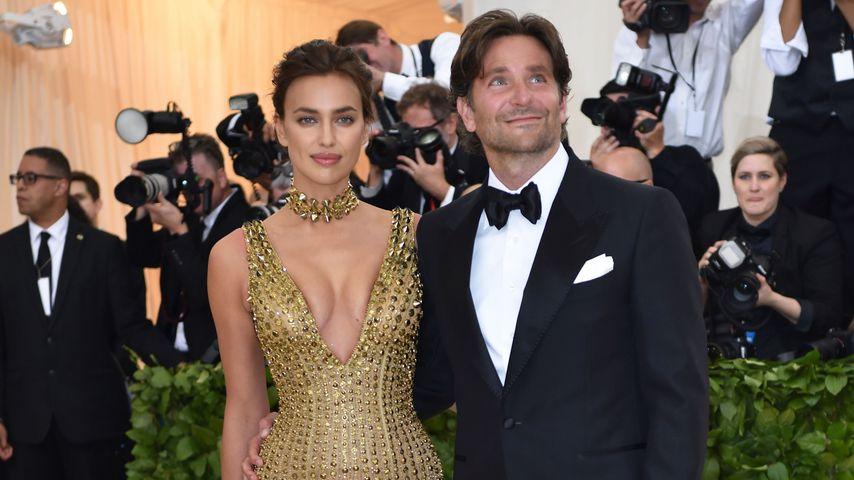 Irina Shayk und Bradley Cooper, Met Gala 2018