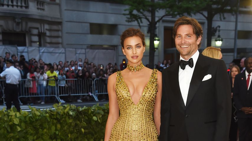 Irina Shayk und Bradley Cooper im Mai 2018 in New York