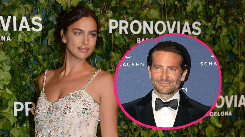 Hochzeit mit Bradley: So soll Irina Shayks Kleid aussehen!