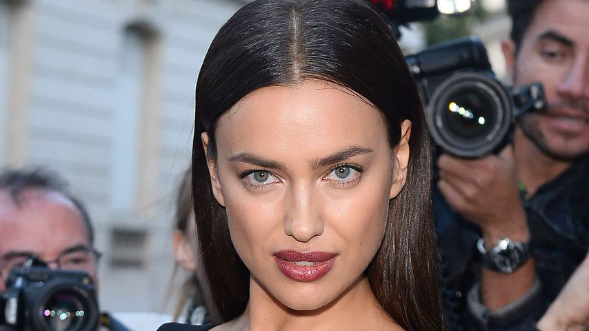"Irina Shayk vor der ""Vogue Foundation Gala"" in Paris"