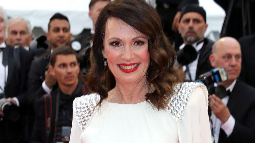 Iris Berben in Cannes