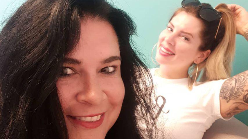 Iris Klein und Jenny Frankhauser