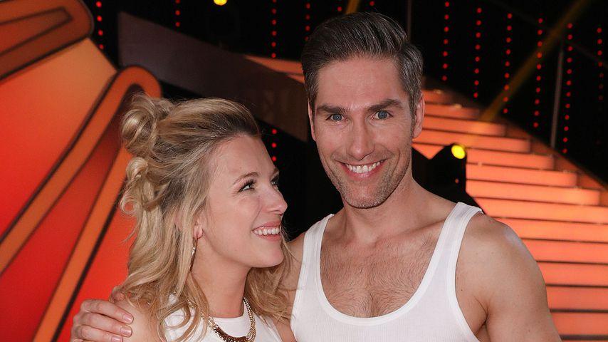 """Iris Mareike Steen und Christian Polanc bei """"Let's Dance"""" 2018"""