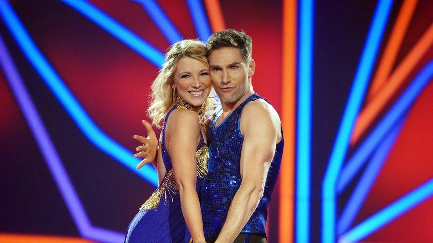 """Iris Mareike Steen und Christian Polanc tanzen Salsa in der achten """"Let's Dance""""-Liveshow"""