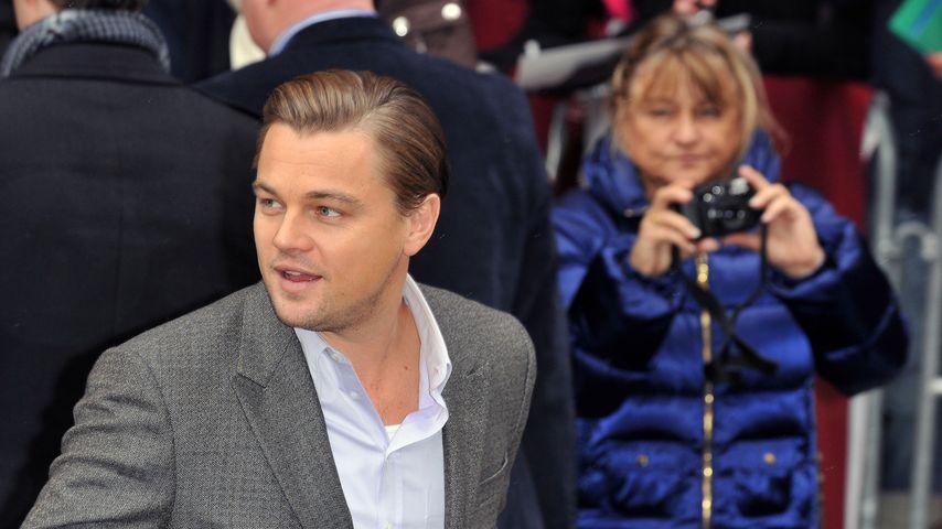 Leonardo DiCaprio und Irmelin Indenbirken